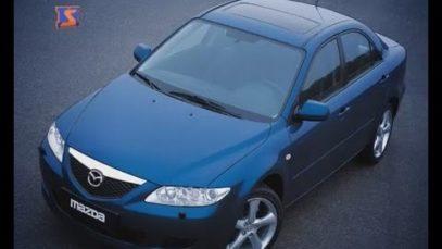 Autonews. Mazda 6.