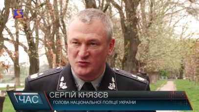 В Ужгороді висадили 30 нових сакур