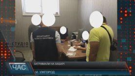 На хабарі затримали начальницю Управління майном міста Ужгорода